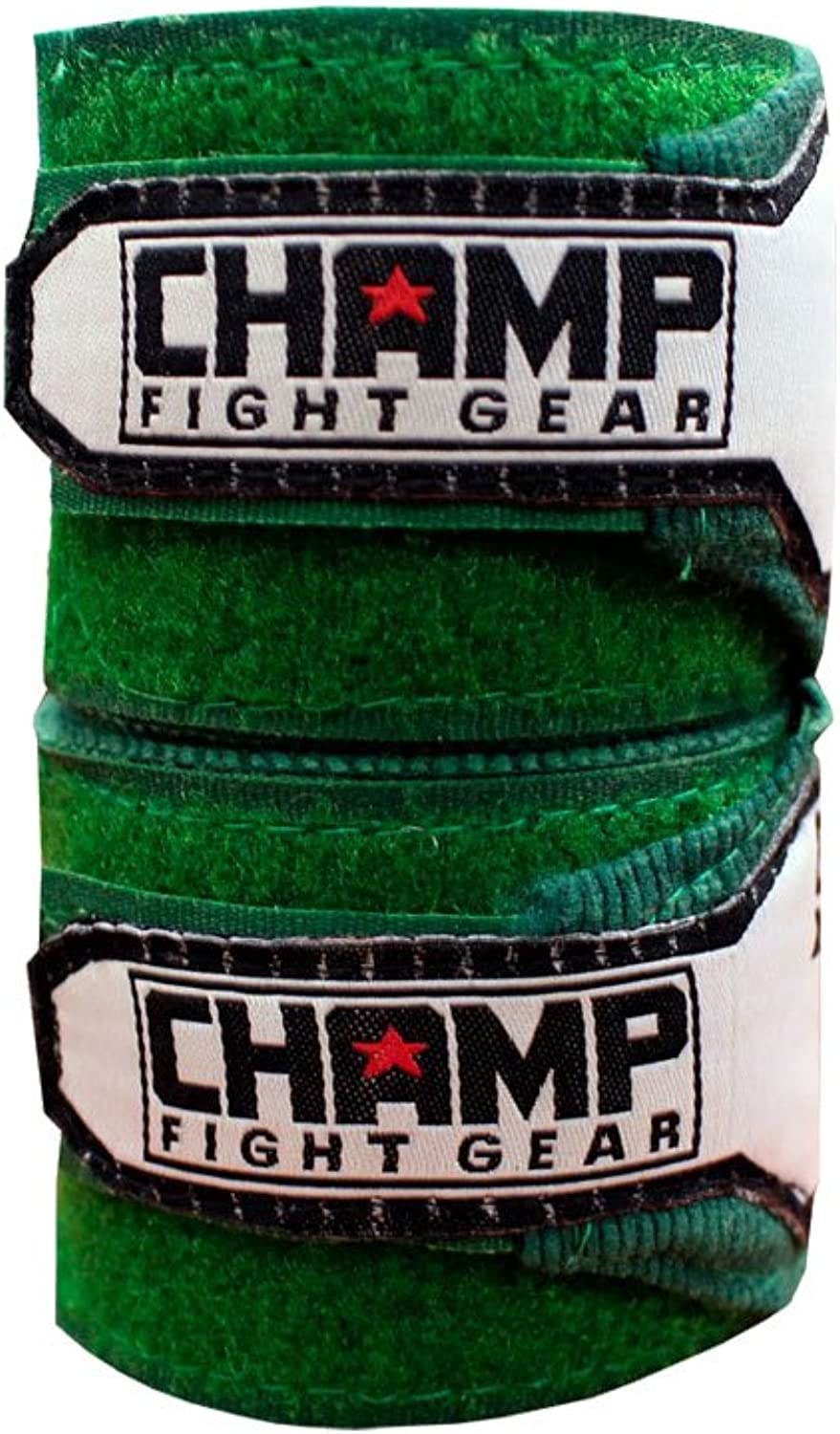 The Champ 180  Elastic Hand Wraps for MMA & Boxing (Pair)