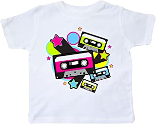 The 80s Cassette Tapes Toddler T-Shirt