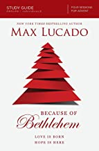 max lucado because of bethlehem study guide