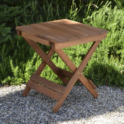 Plant Theatre Adirondack Folding Hardwood Table
