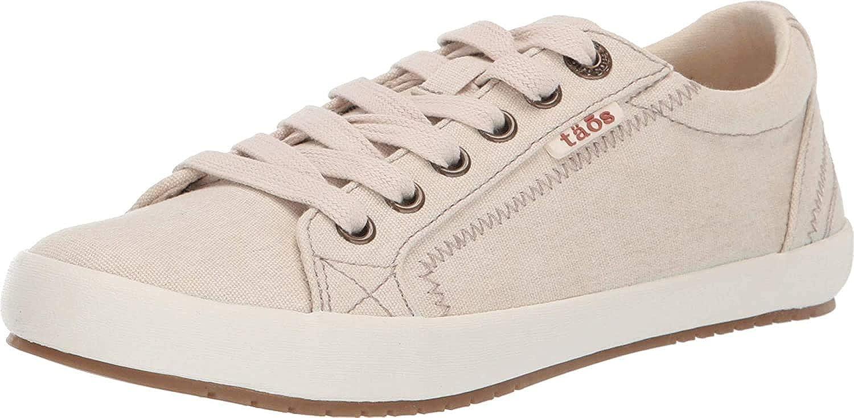 Taos Footwear Weekly update Women's Sneaker Max 65% OFF Star Fashion