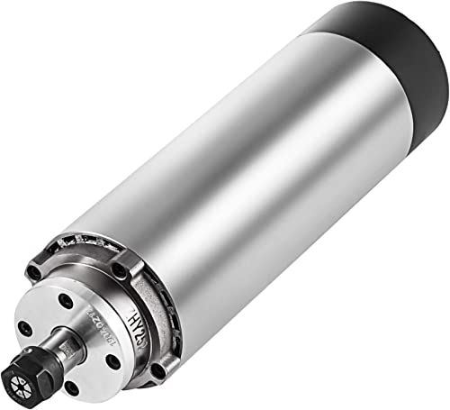 wholesale Mophorn CNC Spindle Motor 1.5KW 2HP Air Cooled Spindle Motor with outlet sale Four Bearings 220V ER11 Collet Air Cooling wholesale Spindle Motor 24000 RPM CNC Spindle 400 Hz for CNC Router Engraving Milling Grind Machine sale