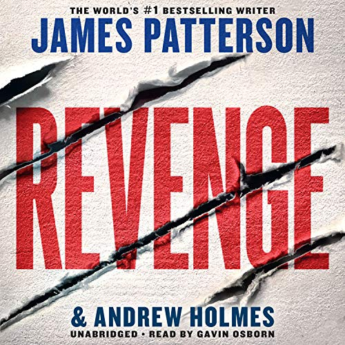 Revenge Audiobook By James Patterson, Andrew Holmes cover art