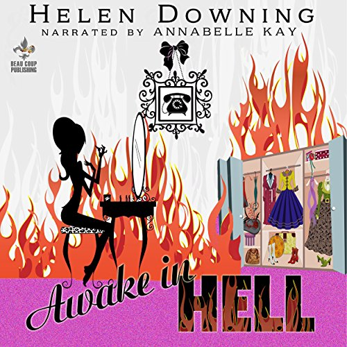 Awake in Hell audiobook cover art