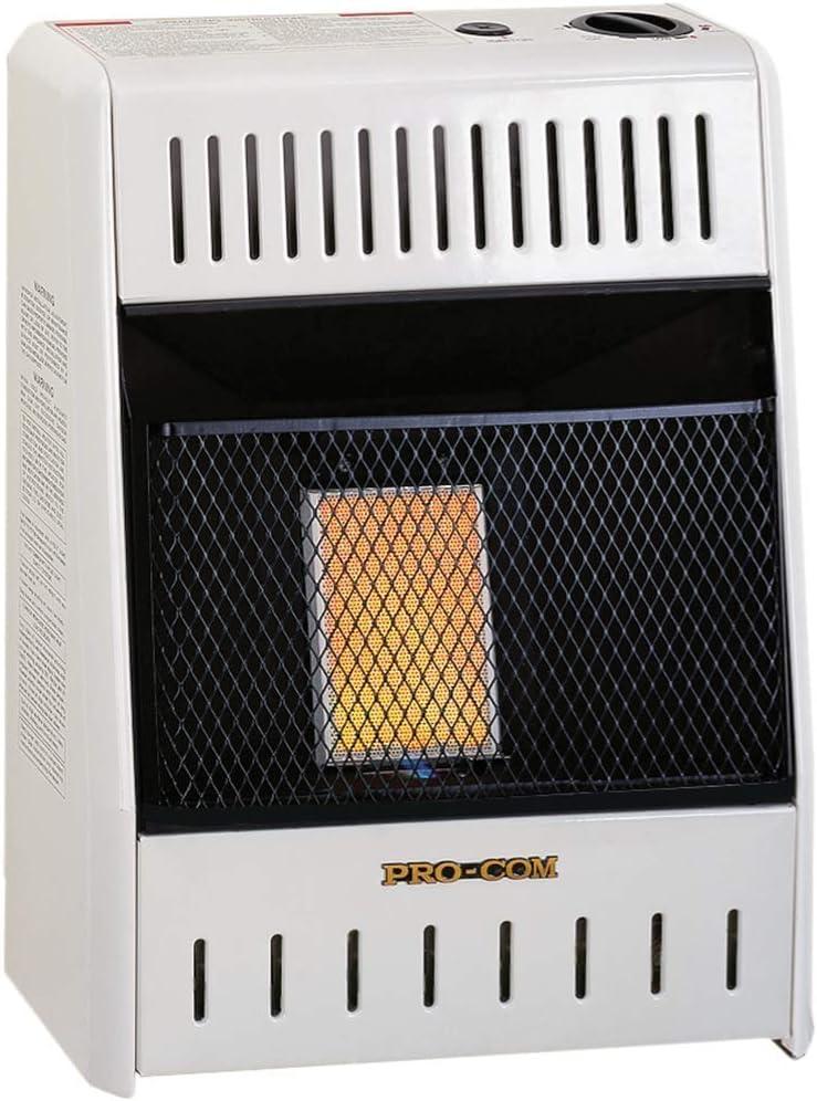 ProCom Daily bargain sale Heating INC ML060HPA 6 5% OFF 000 Liquid Gas BTU Infrare Propane