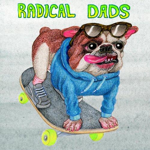 Skateboard Bulldog