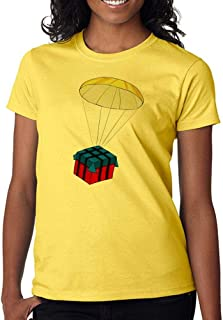 DanielDavis Gamer Fan Air Drop Custom Made Women's T-Shirt