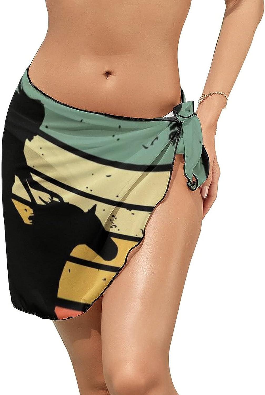 Women Chiffon Beach Wrap Sarong Up Cover Gir Swimsuit Ranking TOP10 Skirt trend rank