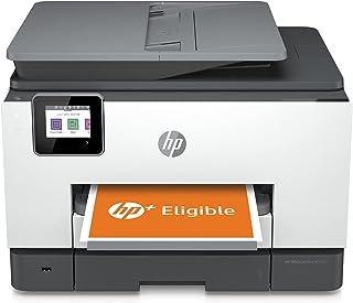 HP OfficeJet Pro 9022e, Draadloze Wifi kleuren inktjet printer voor thuis (Printen, kopiëren, scannen, faxen) Inclusief 6 ...