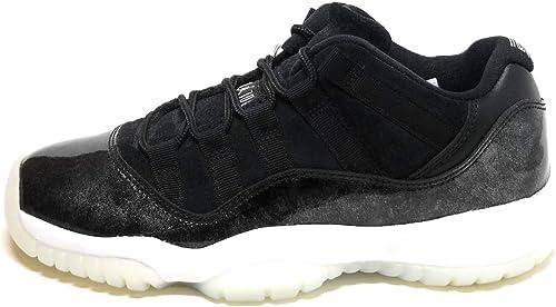 Nike Chaussures Homme AIR Jordan 11 Retro Low Barons en Cuir ...