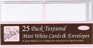 Anita's Square Cards/Envelopes 4
