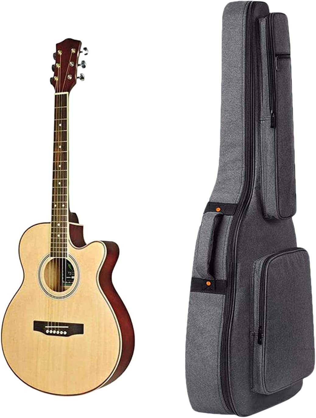 Our 2021 autumn and winter new shop OFFers the best service Yi-Achieve 41 inch Electric Guitar Bag Waterproof Soft Dustproof
