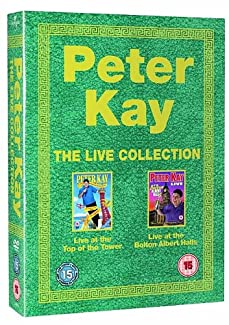 Peter Kay - The Live Collection