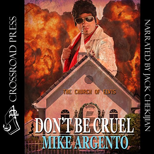 Don't Be Cruel audiobook cover art