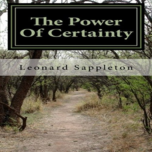 The Power of Certainty cover art