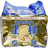 Maruchan - Seimen Japanese Instant Ramen Noodles Saltiness 18.5oz (For 5 Bowls)