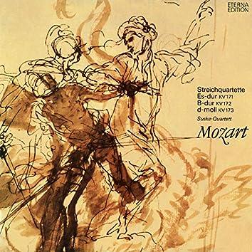 Mozart: Streichquartette 11-13