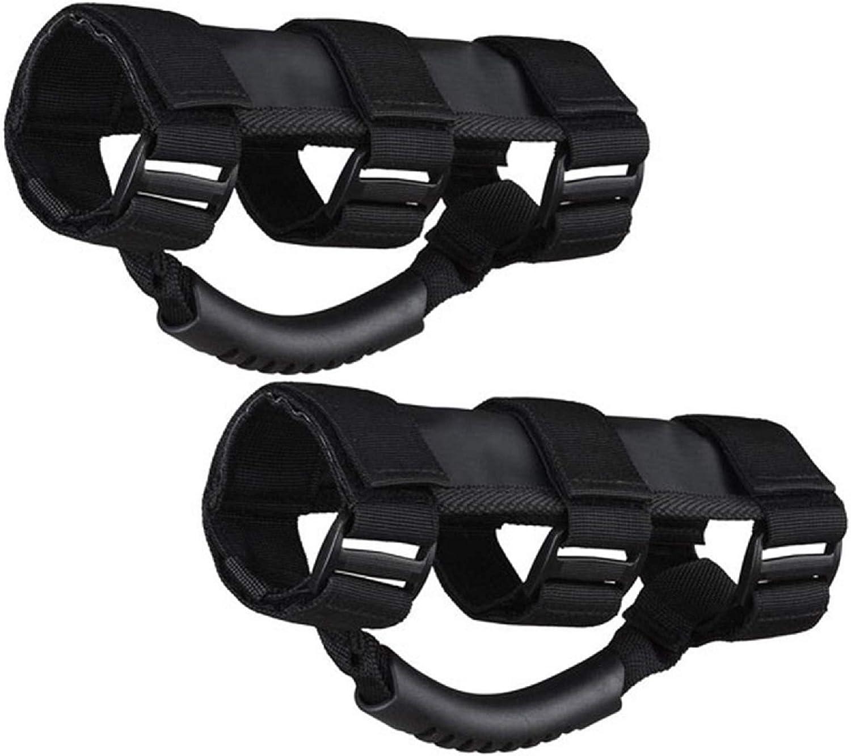 Oryx Auto Fixed price for sale Roll Bar Grab Handles 2 for Pack Regular discount UTV 1987-2021 ATV J