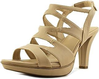 8e2eb32f532d Amazon.com  Naturalizer - Heeled Sandals   Sandals  Clothing