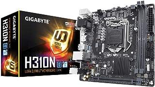 Gigabyte H310M H - Placa Base (DDR4-SDRAM, DIMM, 2133,2400,2666 MHz, Dual, 32 GB, Intel)
