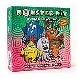 Monster Kit - segunda edicion - juego de mesa para niños (edición en...