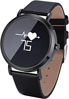 Star_wuvi Calorie Sports Mileage Record Exercise Heart Rate Pedometer Smart Watch