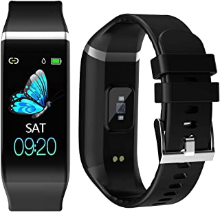 Remote Control Smart Watch, Waterproof Fashionable Multifunctional Intelligent Smart Wristband, for Women Child Men Elderly