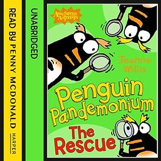 Penguin Pandemonium: The Rescue cover art