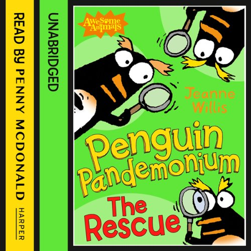 Penguin Pandemonium: The Rescue cover art