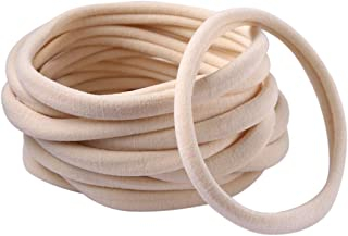 DIY Nylon Headbands for All Baby and Newborn 50 Pack Bulk Wholesale Hair Bands