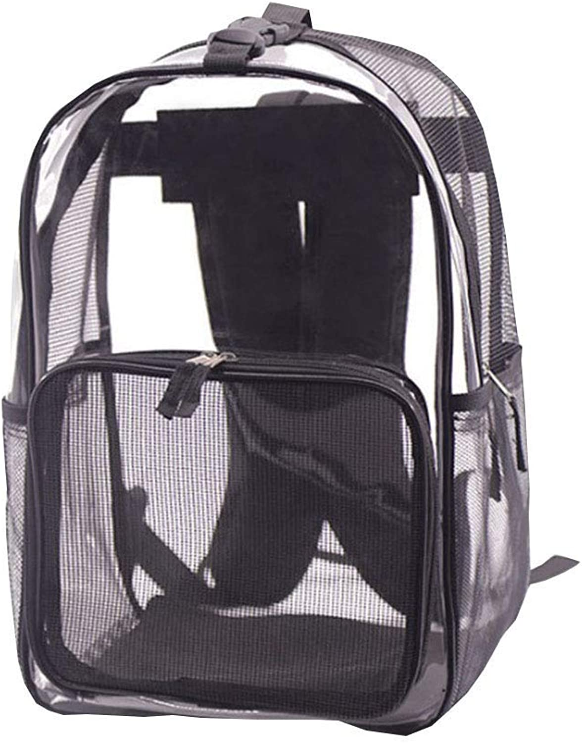 Qian Fei QF New Pet Backpack, Cat And Dog Universal Transparent Backpack, Travel Bag, Out Of The Cat Bag Wang Xingren Bag