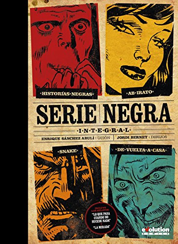 Serie Negra. Integral