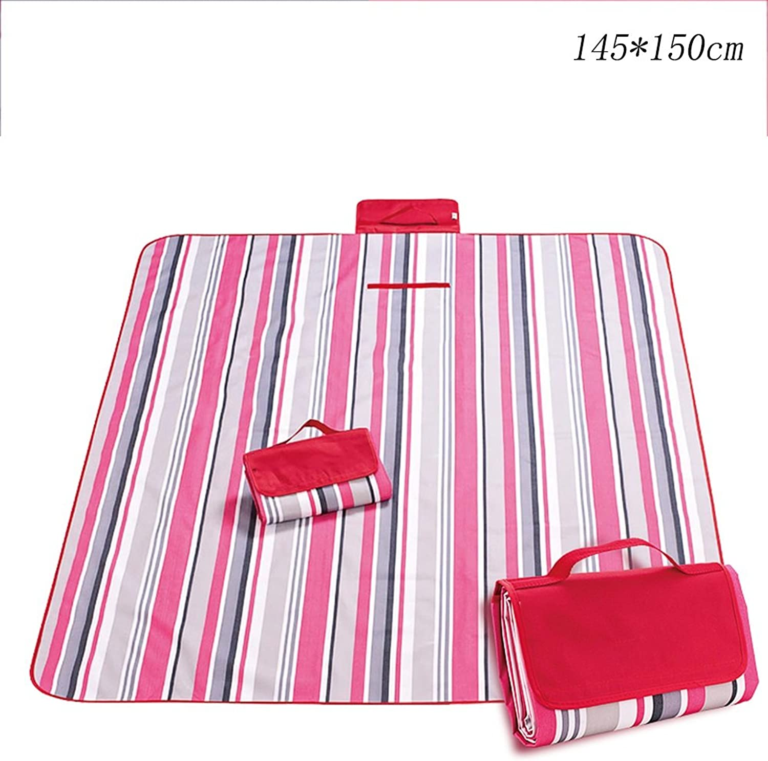 Outdoors Tent MoistureProof Pad Many People Camping Mats 145X150CM Thickening Waterproof Picnic Mats