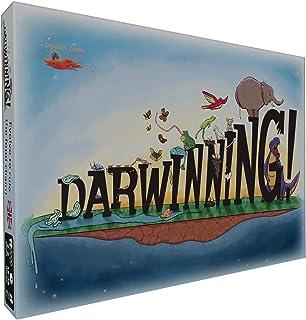 Dragon Dawn Productions Darwinning Card Game, Multi-Colour