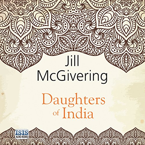 Daughters of India audiobook cover art