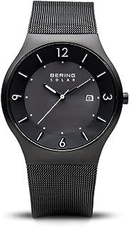 Bering 丹麦品牌 太阳能系列 石英男士手表 14440-222
