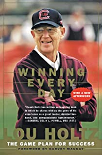 Winning Every Day: The Game Plan for Success