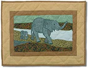 Patch Magic Safari Place Mat, 19-Inch by 13-Inch
