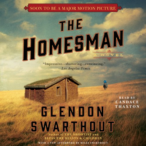 The Homesman Audiobook By Glendon Swarthout cover art