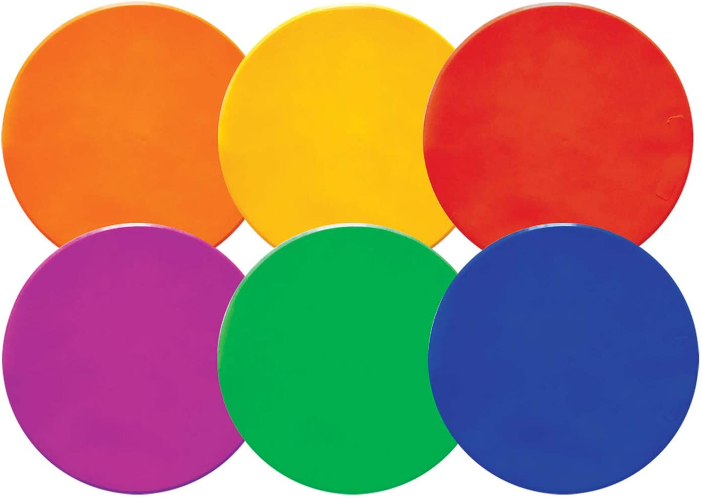 Champion Sports Poly Spot Some reservation Marker Set Under blast sales for Activities and