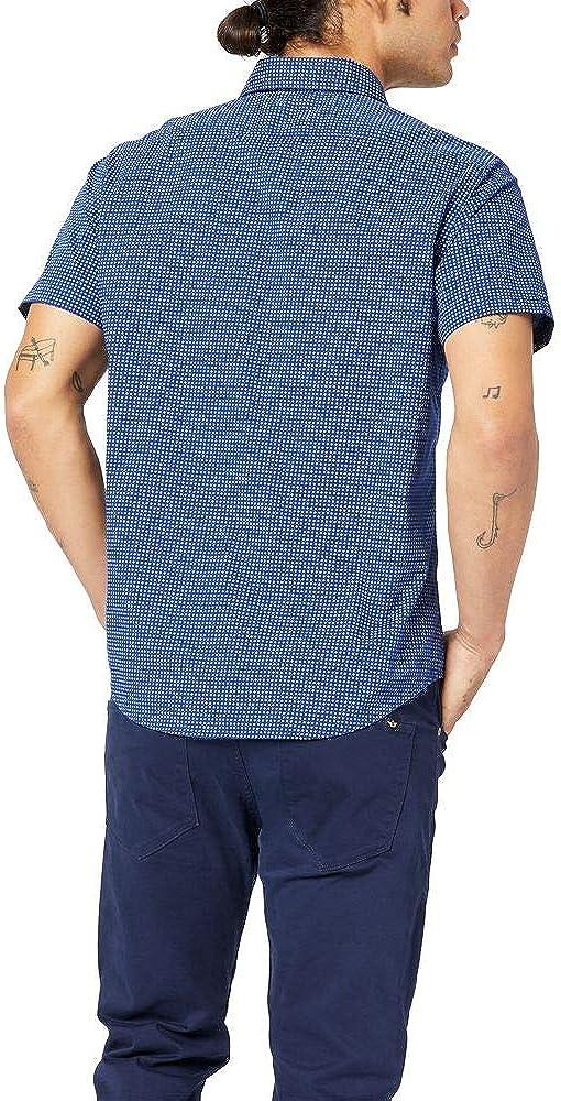 Dockers Men's Short Sleeve Casual Shirt