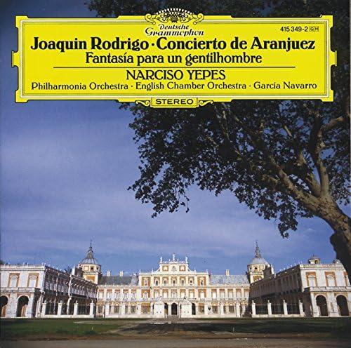 Narciso Yepes, English Chamber Orchestra, Philharmonia Orchestra & García Navarro