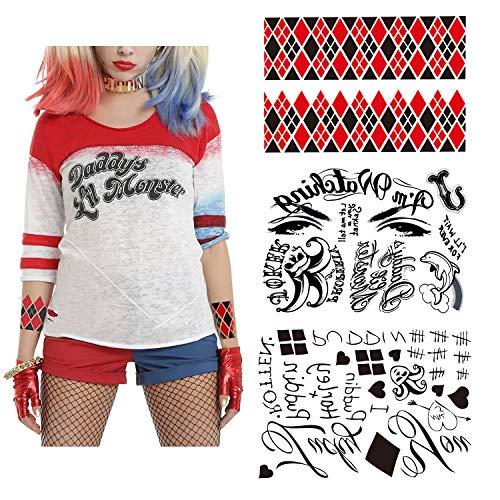61k03sjw3bL Harley Quinn Tattoos