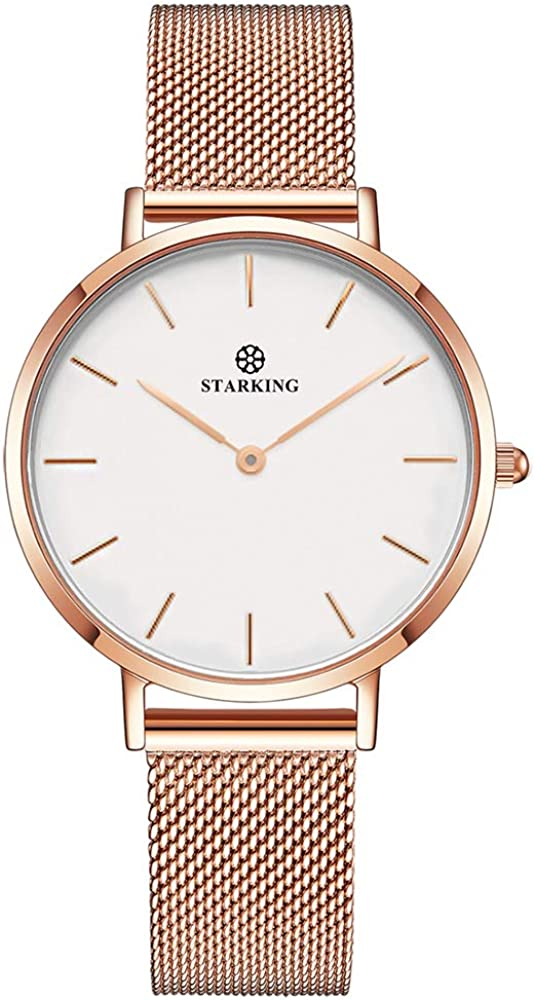 Starking Womens Fashion Watch Analog Outlet SALE Casua Quartz Ladies Watches New arrival