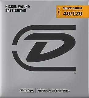 Jim Dunlop DBSBN40120 Lt-5/St Bass Super Bright Nickel Bass String