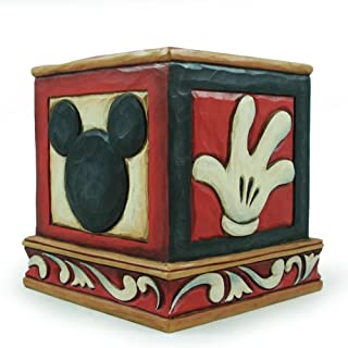 Jim Shore Disney Traditions Mickey Mouse Herb Planter