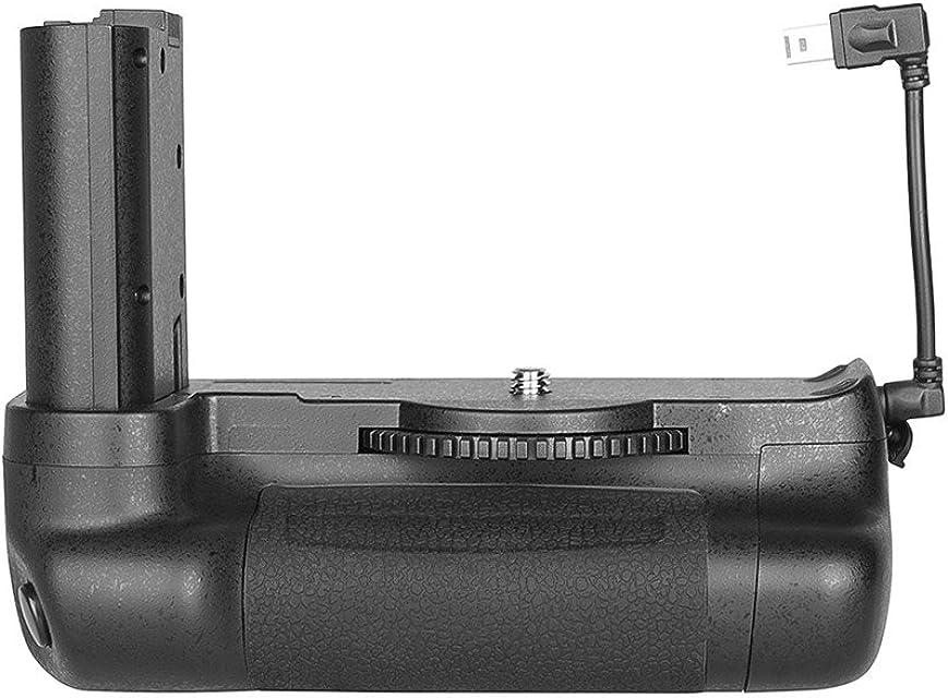 Andoer bg-2W soporte de empuñadura de batería Vertical para Nikon D7500trabajo con EN-EL15A EN-EL15