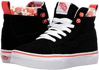Vans Girl's SK8-HI (MTE) Floral Pop/Living Coral Skateboarding Shoes VN0A2XSNLZI