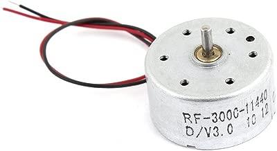 GLE2016 1700-7300RPM 1.5-6.5V High Torque Cylinder Electric Mini DC Motor