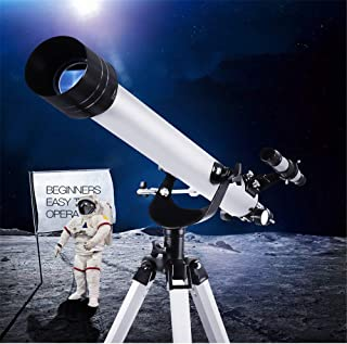 ZGHNZMD 675Times Zooming Outdoor Monocular Space Astronomical Telescope With Portable Tripod Spotting Scope 900/60M